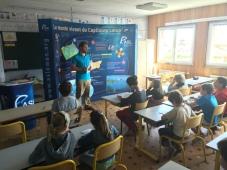 Adrien anime les activités de l'ASL depuis 2012.